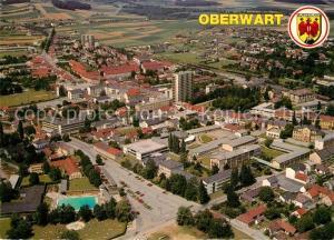 AK / Ansichtskarte Oberwart Fliegeraufnahme  Oberwart