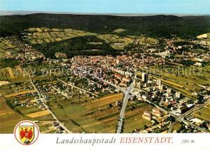 AK / Ansichtskarte Eisenstadt Fliegeraufnahme  Eisenstadt