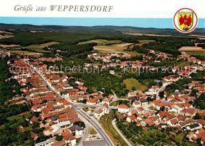 AK / Ansichtskarte Weppersdorf_Burgenland Fliegeraufnahme Weppersdorf_Burgenland