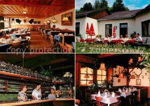 AK / Ansichtskarte Stein_Enns Restaurant Hubertus Stein_Enns