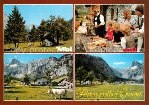 AK / Ansichtskarte Pertisau_Achensee Alpengasthof Gramai  Pertisau Achensee
