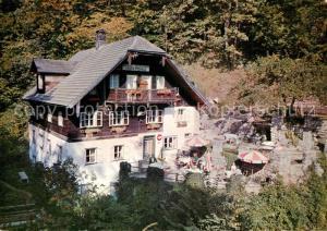 AK / Ansichtskarte St_Wolfgang_Salzkammergut Pension Hupfmuehle St_Wolfgang_Salzkammergut