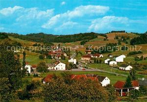 AK / Ansichtskarte Limbach_Kukmirn Panorama mit Pension Limbacherhof