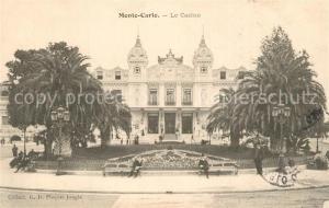 AK / Ansichtskarte Monte Carlo Le Casino Monte Carlo