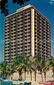 AK / Ansichtskarte San_Juan_Puerto_Rico Sheraton Hotel San_Juan_Puerto_Rico