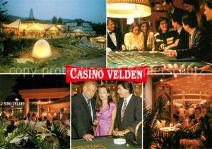 AK / Ansichtskarte Velden_Woerthersee Casino Velden Woerthersee