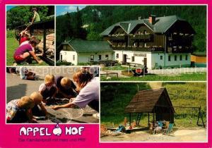 AK / Ansichtskarte Muerzsteg Appelhof Haus Almboden Muerzsteg
