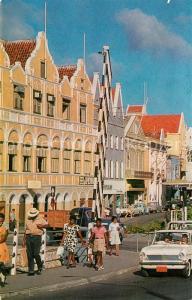 AK / Ansichtskarte Curacao_Niederlaendische_Antillen Breedestraat Punda Curacao_Niederlaendische