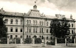 AK / Ansichtskarte Kaposvar Allami Gimnazium Kaposvar