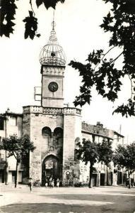 AK / Ansichtskarte Manosque Porte de Soubeyrann Manosque