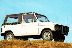 AK / Ansichtskarte Pitesti Auto Dacia ARO 10 motor car Pitesti