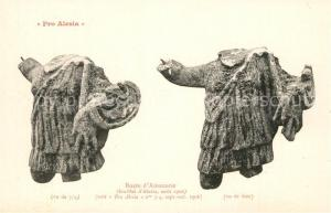 AK / Ansichtskarte Alesia(Roman War)_Alise Sainte Reine Buste d'Amazone