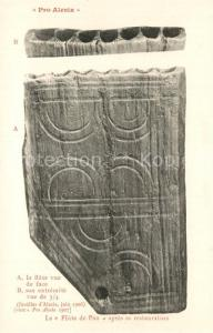 AK / Ansichtskarte Alesia(Roman War)_Alise Sainte Reine La Flute de Pan apres sa restauration