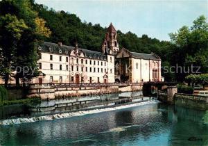 AK / Ansichtskarte Brantome Ancienne Abbaye et l Eglise Brantome