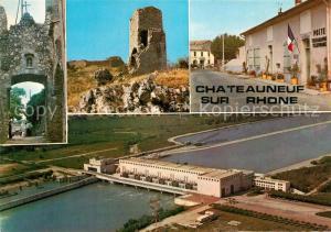 AK / Ansichtskarte Chateauneuf du Rhone Vue d ensemble Chateauneuf du Rhone