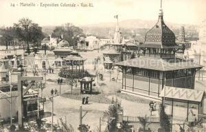 AK / Ansichtskarte Exposition_Coloniale_Marseille_1922  Van Ki Exposition_Coloniale