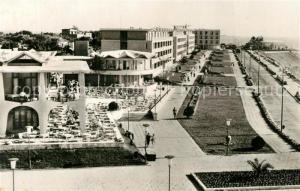 AK / Ansichtskarte Mangalia Strandpromenade Hotels Restaurants Mangalia