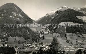 AK / Ansichtskarte Doellach_Kaernten Panorama Moelltal Alpen Doellach_Kaernten