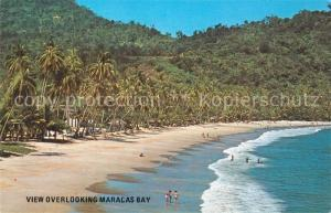 AK / Ansichtskarte Maracas_Bay_Village Scenic view Beach Maracas_Bay_Village