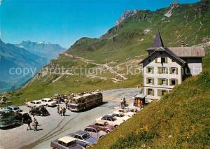 AK / Ansichtskarte Klausenpass Hotel Klausenpasshoehe Berglandschaft Alpen Klausenpass