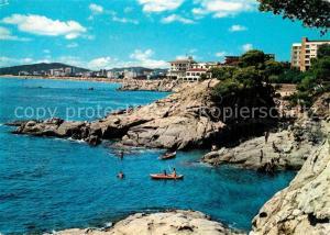 AK / Ansichtskarte Playa_de_Aro_Cataluna La Cova Kuestenpanorama Playa_de_Aro_Cataluna