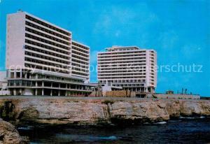 AK / Ansichtskarte Calas_de_Mallorca Hoteles Ravenna Calas_de_Mallorca