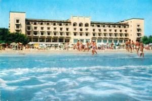 AK / Ansichtskarte Mamaia Hotel International Strand Mamaia