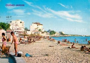 AK / Ansichtskarte Ciudad_Jardin Strand Hotels Ciudad Jardin