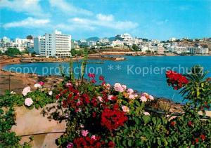 AK / Ansichtskarte Ibiza_Islas_Baleares Ses Figueretas Ibiza_Islas_Baleares