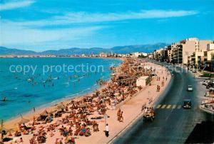 AK / Ansichtskarte Arenal_Mallorca Vista general Playa Arenal Mallorca