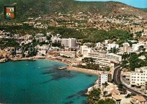 AK / Ansichtskarte Palma_de_Mallorca Cala Mayor vista aerea Palma_de_Mallorca