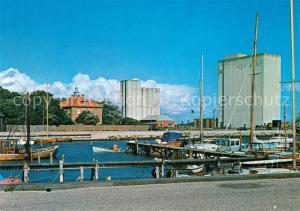 AK / Ansichtskarte Rodby Havn Hafen Rodby