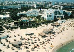 AK / Ansichtskarte Sousse Hotel Marhaba Beach vue aerienne Sousse