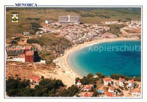 AK / Ansichtskarte Arenal_d_en_Castell Fliegeraufnahme Arenal_d_en_Castell