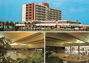 AK / Ansichtskarte Buek_Buekfuerdoe_Bad Hotel Hallenbad Buek_Buekfuerdoe_Bad