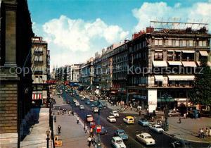 AK / Ansichtskarte Marseille_Bouches du Rhone La Canebiere Marseille
