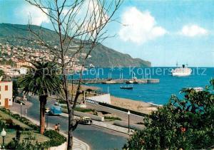 AK / Ansichtskarte Funchal Vista Leste Funchal