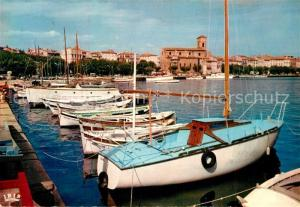 AK / Ansichtskarte La_Ciotat Un coin du Port La_Ciotat