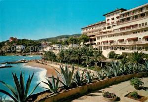 AK / Ansichtskarte Palma_de_Mallorca Hotel Nixe Palace Playas de Calamayor Palma_de_Mallorca