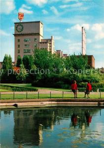 AK / Ansichtskarte Eindhoven_Netherlands Philipsfabrieken Eindhoven_Netherlands