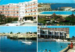 AK / Ansichtskarte Ciudadela Hotel Almirante Farragut Swimming Pool Meerblick Kueste Ciudadela