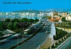 AK / Ansichtskarte Palma_de_Mallorca Paseo Maritimo Palma_de_Mallorca