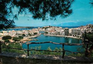 AK / Ansichtskarte Aghios_Nicolaos Panorama Blick auf die Lagune Aghios_Nicolaos