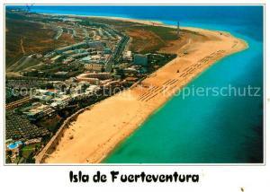 AK / Ansichtskarte Playa_de_Jandia Vista aerea Playa_de_Jandia