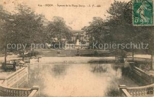 AK / Ansichtskarte Dijon_Cote_d_Or Square de la Place Darcy Dijon_Cote_d_Or
