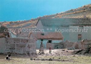 AK / Ansichtskarte Peru Dorleben  Peru