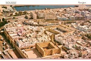 AK / Ansichtskarte Sousse Fliegeraufnahme Sousse