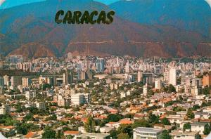 AK / Ansichtskarte Caracas Fliegeraufnahme Caracas