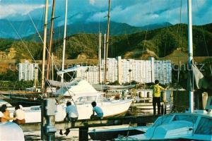 AK / Ansichtskarte Naiguata Puerto Azul Club