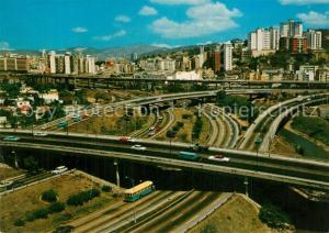 AK / Ansichtskarte Caracas El Pulpo Caracas